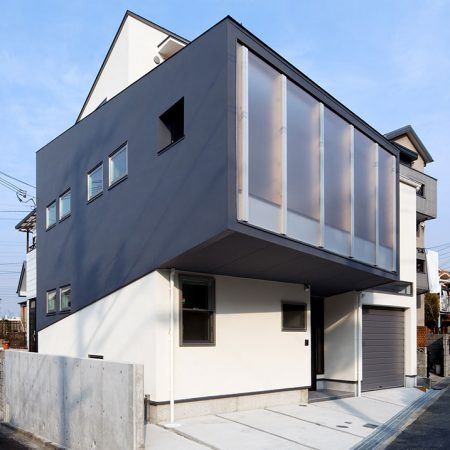 兵庫県の注文住宅外観