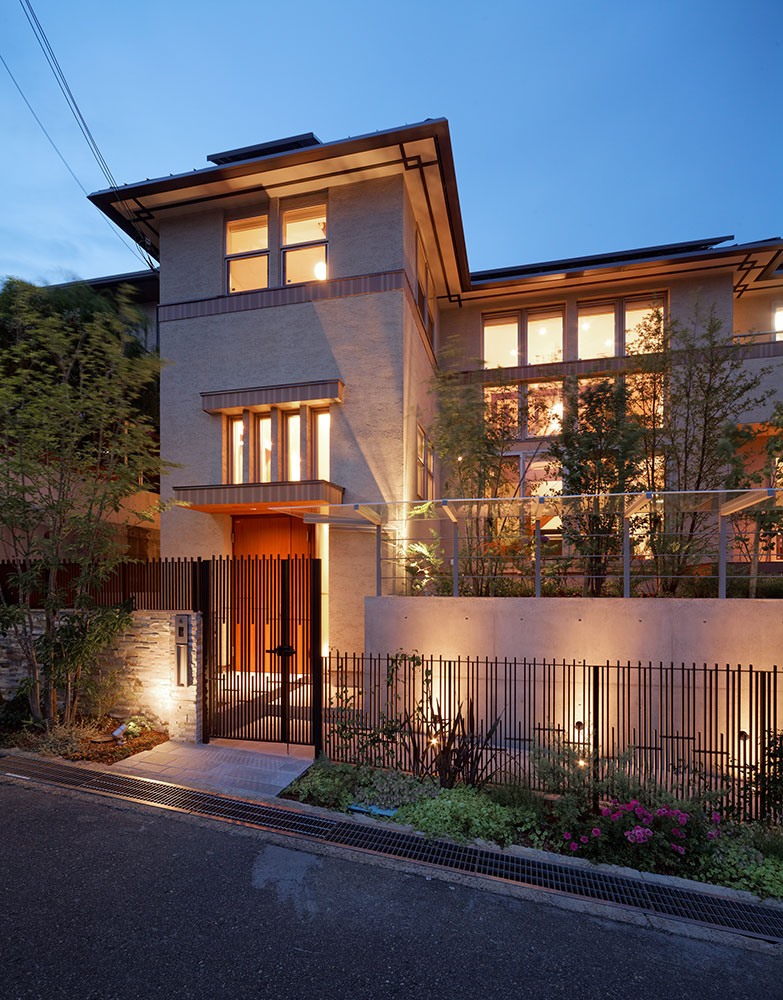 神戸市の高性能住宅