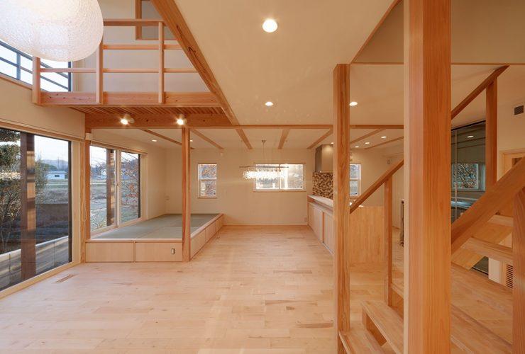兵庫県の建築家で設計事務所が設計した宝塚市の注文住宅