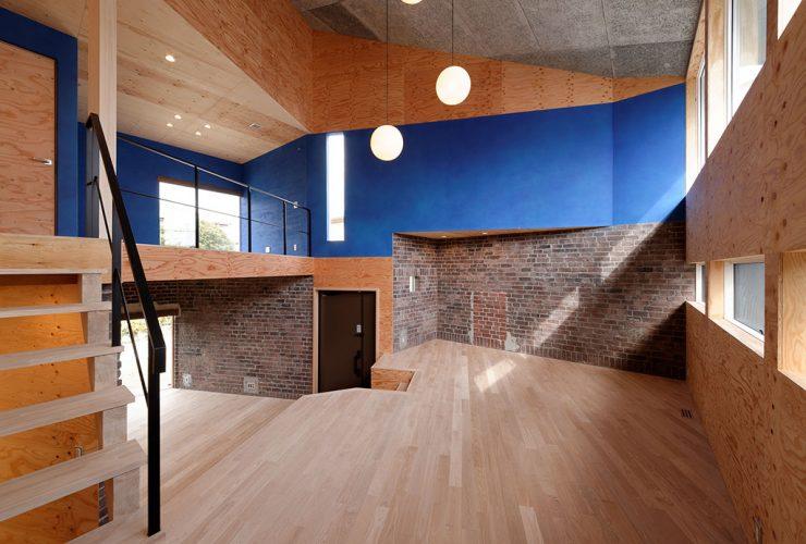 兵庫県の建築家で設計事務所が設計した堺市の注文住宅
