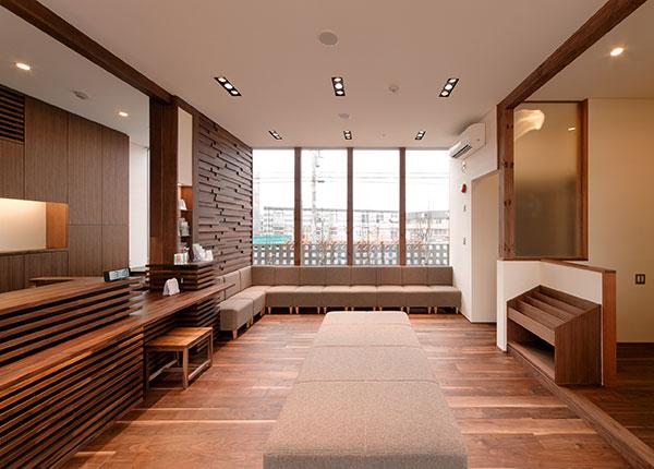 兵庫県の建築家で設計事務所が設計した津川歯科診療所