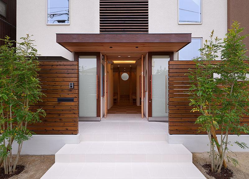 兵庫県の建築家で設計事務所が設計した尼崎福音教会