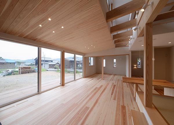 兵庫の住宅会社が設計した住宅