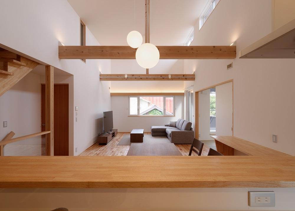 加古川の2世帯住宅