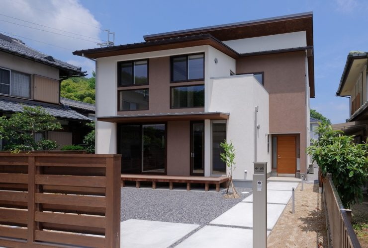 兵庫県の建築家で設計事務所が設計した滋賀県東近江市の注文住宅