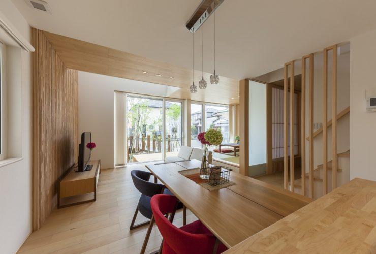 兵庫県の建築家で設計事務所が設計した新潟市の注文住宅