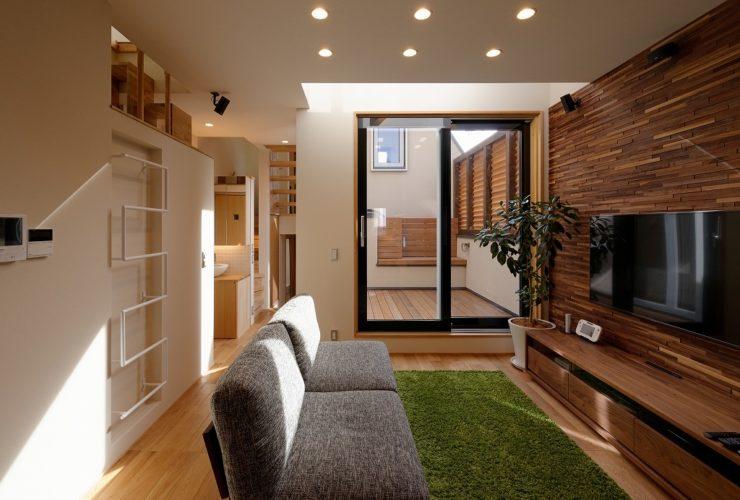 兵庫県の建築家で設計事務所が設計した西宮市の注文住宅
