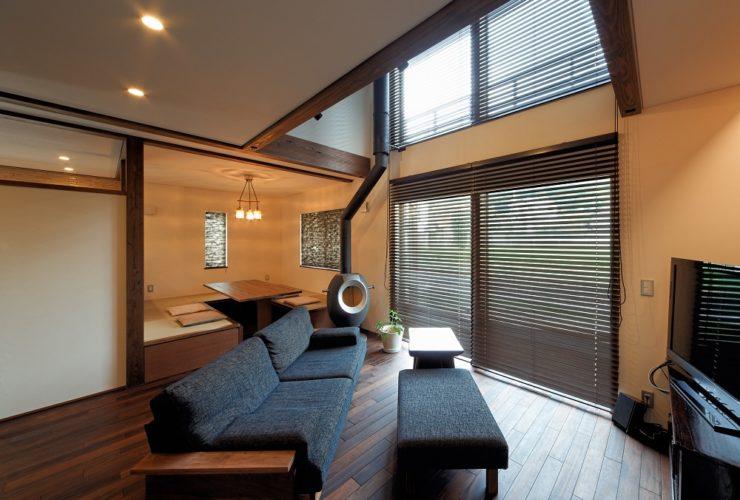兵庫県の建築家で設計事務所が設計した福崎町の注文住宅