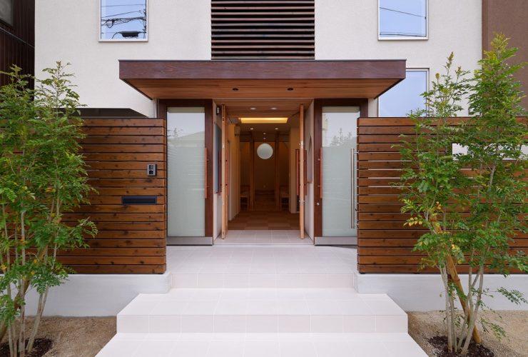 兵庫県の建築家で設計事務所が設計した尼崎市のキリスト教会