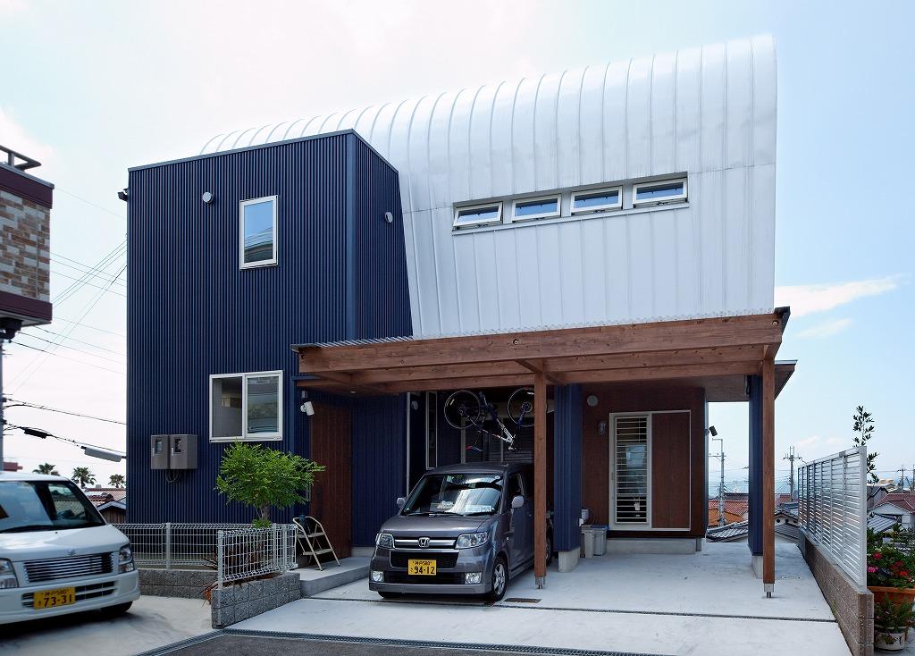 江井ヶ島の家