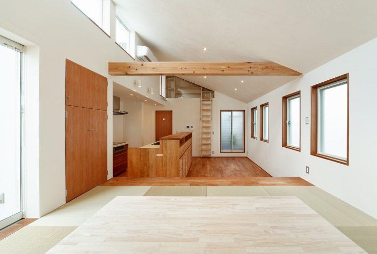 兵庫県の建築家で設計事務所が設計した守口市の注文住宅