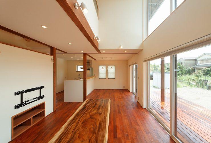 兵庫県の建築家で設計事務所が設計した京都府八幡市Y邸