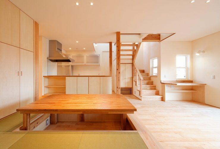 兵庫県の建築家で設計事務所が設計した加西市の注文住宅