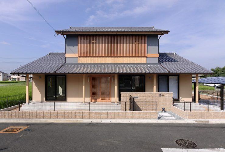 兵庫県の建築家で設計事務所が設計した明石市の注文住宅