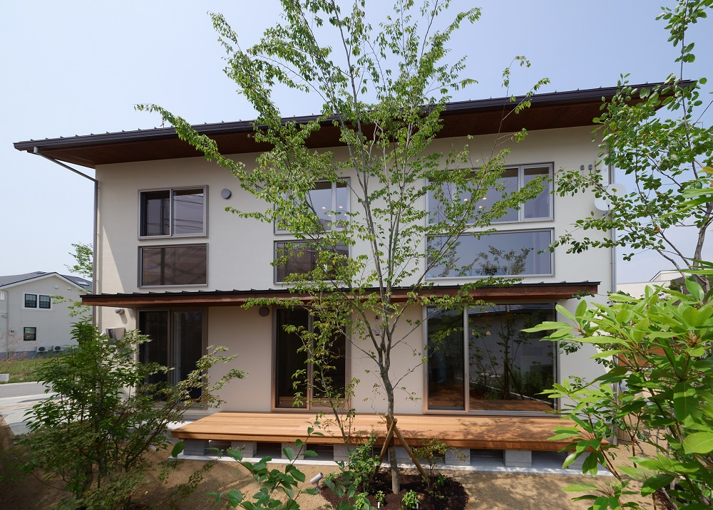 舞多聞の家