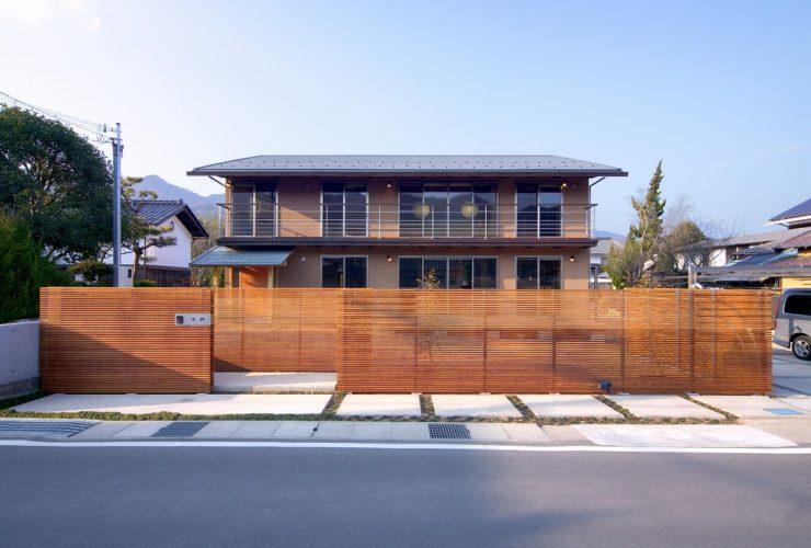 兵庫県の建築家で設計事務所が設計した朝来市の注文住宅