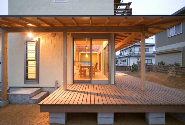 兵庫県の建築家で設計事務所が設計した神戸市北区H邸
