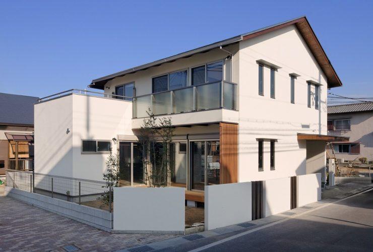 兵庫県の建築家で設計事務所が設計した加古川市の注文住宅