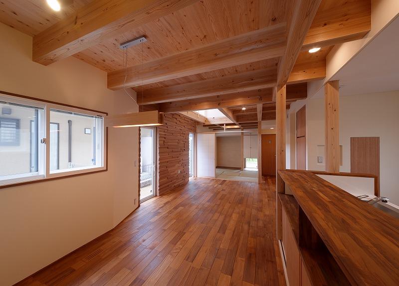 大津区の家