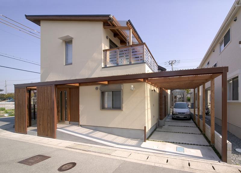 播磨町の家