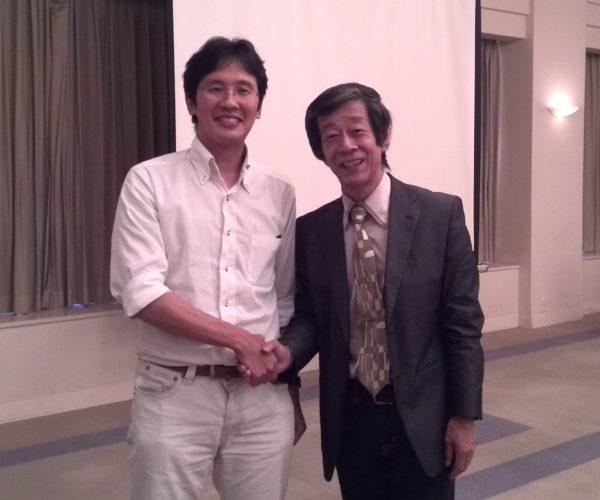 GTーRの開発責任者である水野和敏さんとお話しすることができました!