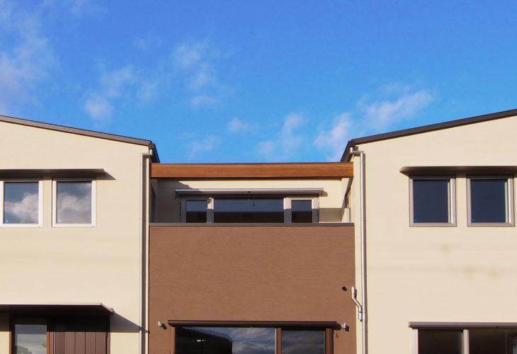 兵庫県の建築家による 大久保市の高断熱住宅